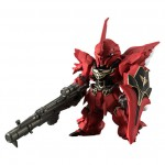 FW GUNDAM CONVERGE EX23 Sinanju full weapon set Bandai