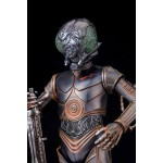 ARTFX+ Star Wars The Empire Strikes Back Bounty Hunter 4-LOM 1/10 Kotobukiya