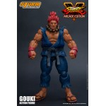 Street Fighter V Arcade Edition Nostalgic Costume Akuma Storm Colliectibles