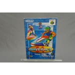 (T3E18) WAVE RACE 64 NINTENDO 64 JAPAN VER. GOOD CONDITION