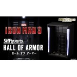 S.H. Figuarts Iron Man 3 Hall of Armor Bandai Limited