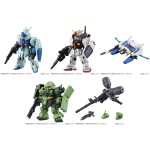 Mobile Suit Gundam ENSEMBLE 07 Box of 10 Bandai