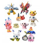 Digimon Adventure DigiColle! DATA 2 Box of 8 MegaHouse