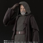 SH S.H Figuarts Luke Skywalker Star Wars The Last Jedi Bandai Limited