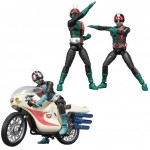 SHODO-X Kamen Rider 1 box of 10 Bandai