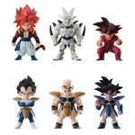 Dragon Ball Adverge Vol.8 box of 10 Bandai