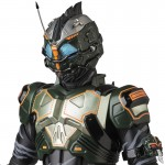 Real Action Heroes No780 RAH GENESIS Kamen Rider Amazon Neo Arufa PLEX