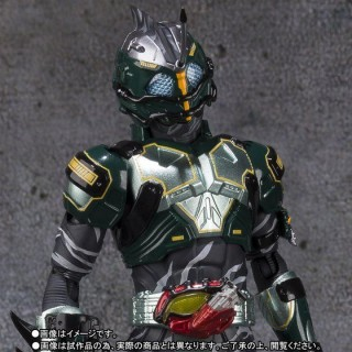 SH S.H. Figuarts Kamen Rider Amazons: The Last Judgement - Kamen Rider Amazon Neo Alpha Bandai Limited