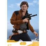 Movie Masterpiece Solo A Star Wars Story 1/6 Han Solo Hot Toys