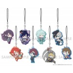 Tales of Series Clear Rubber Strap Box of 8 Sol International