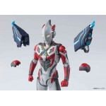 SH Figuarts Ultraman X and Gomora Armor Set Ultraman X Bandai