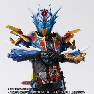 S.H. Figuarts Kamen Rider Build Great Cross-Z Bandai Limited