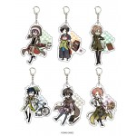 Acrylic Keychain Bungou to Alchemist 02 GraffArt Design Box of 6 A3