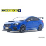 SUBARU S207 NBR CHALLENGE PACKAGE (2015) WR Blue Pearl 1/24 Modeler s