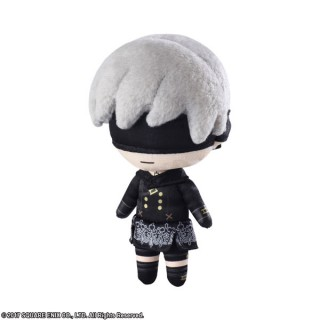 NieRAutomata Mini Plush 9S (YoRHa No.9 Type S) Square Enix