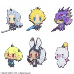 Final Fantasy Trading Rubber Strap Vol.3 Box of 6 Square Enix