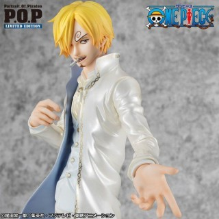 Portrait of Pirates One Piece LIMITED EDITION Sanji Ver.WD Megahouse Limited Ed.