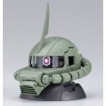 Mobile Suit Gundam EXCEED MODEL ZAKU HEAD 5 Box of 9 Bandai
