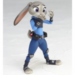 Figure Complex Movie Revo Series No.008 Zootopia Judy Hopps Kaiyodo