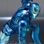 SH S.H. Figuarts Iron Man Mark 3 Blue Stealth Color Bandai Limited