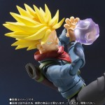 SH S.H. Figuarts Dragon Ball Super Future Trunks Bandai Limited