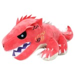 Monster Hunter World Monster Plush Odogaron Capcom