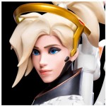Overwatch Mercy 12 Inch Statue Blizzard Entertainment