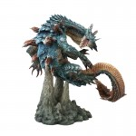 Capcom Figure Builder Creators Model Sea Dragon Lagiacrus Fukkoku Edition Capcom