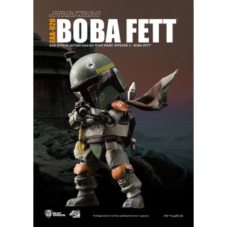 Egg Attack Action 044 Boba Fett Star Wars Episode 5 (The Empire Strikes Back) Beast Kingdom