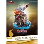 D Select 016 Iron Man 3 Iron Man Mark 42 Beast Kingdom