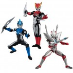 Choudou Ultraman Box of 10 Bandai