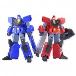 Super Mini-Pla The King of Braves GaoGaiGar Part.3 Chouryujin Box of 2 Bandai
