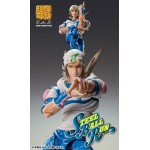 Super Action Statue JoJo's Bizarre Adventure Part.VII Steel Ball Run Johnny Joestar Medicos