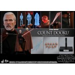 Movie Masterpiece Star Wars Attack of the Clones Count Dooku 1/6 Hot Toys