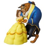 Ultra Detail Figure No.451 UDF Disney Series 7 : Beast & Belle Medicom Toy