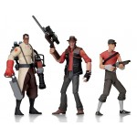 Team Fortress 2 -7 Inch Action Figure Series 4 RED (3 Types Set)