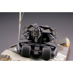 Legacy of Revoltech LR-054 Batmobile Tumbler in GOTHAM CITY
