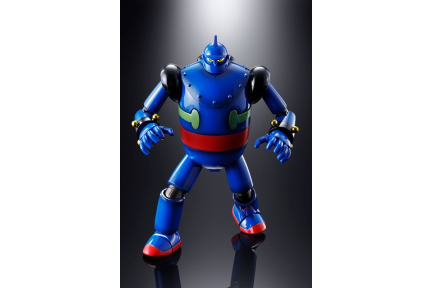 Bandai 2018 Soul of Chogokin SOC GX-24R Tetsujin 28-Go NO.28 1963 in Stock environ 4986.02 cm