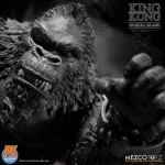 King Kong Skull Island 7 Inch Action Figure Limited Black & White ver. Mezco