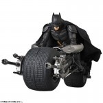 MAFEX No.008 MAFEX Batman The Dark Knight Rises BATPOD Medicom Toy
