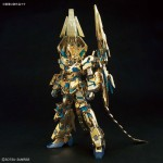 HGUC 1/144 Unicorn Gundam 03 Phenex (Destroy Mode) (Narrative Ver.) [Gold Coating] Model Kit Bandai