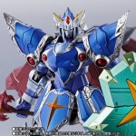 Metal Robot Damashii (Side MS) Full Armor Knight Gundam (Real Type Ver.) Bandai Limited