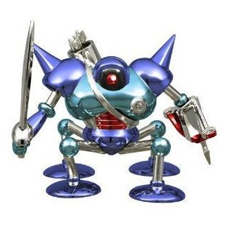 (T5E5) Dragon quest metallic monsters gallery killer machine Square Enix