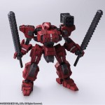 Front Mission The 1st Wander Art Frost Hells Wall Ver. Square Enix