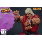 Ultra Street Fighter II The Final Challengers Action Figure Brainwashed Ken Storm Collectibles