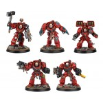 Warhammer 40,000 Space Marine Heroes Series 2 BOX of 6 Max Factory
