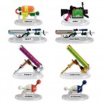 Splatoon Weapon Collection BOX of 8 Bandai