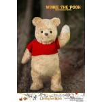 Movie Masterpiece Christopher Robin Pooh Hot Toys