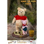Movie Masterpiece Christopher Robin Pooh Piglet Hot Toys