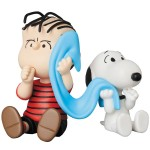 Ultra Detail Figure No.458 UDF PEANUTS Series 9 LINUS SNOOPY Medicom Toy